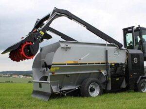 Hirl Futtermischwagen SF Horizontal Pro 1800